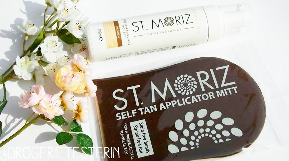 drogerietesterin st moriz selbstbr unungs mousse review. Black Bedroom Furniture Sets. Home Design Ideas