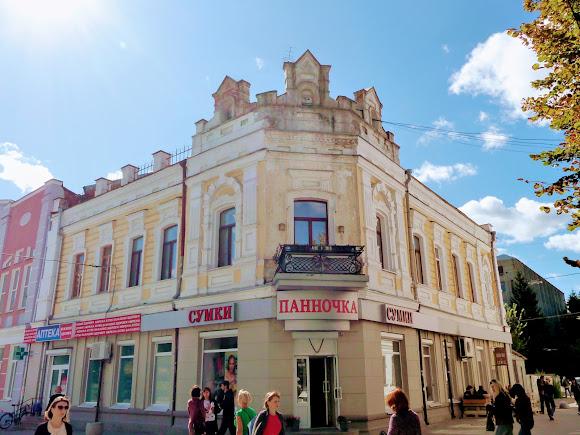 Житомир. Михайловская ул., 9. Историческое здание