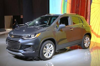 2018 Chevrolet Trax: Date de sortie, Design, Prix