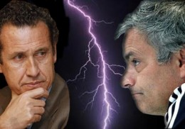 Mourinho and Valdano are not friends