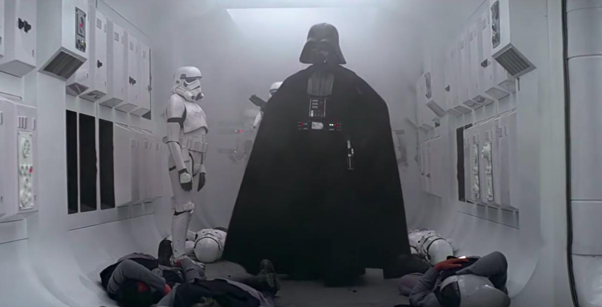 Die kinematographischen Tricks um Darth Vader in guten 30 Minuten in unsere aller Gedächtnis zu brennen | What Made Darth Vader Visually Iconic