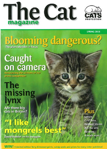 The Cat magazine Spring 2008