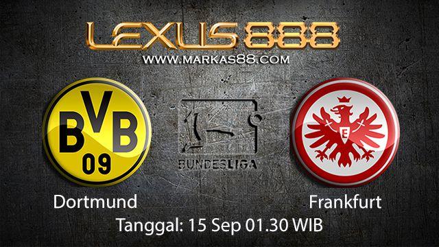 Prediksi Bola Jitu Dortmund vs Frankfurt 15 September 2018 ( German Bundesliga )