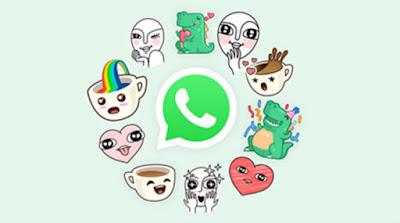 Cara Untuk Mendapat Fitur Sticker Pada Whatsapp Terbaru