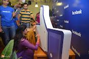 Nani and Keerhi Suresh at Facebook Office-thumbnail-4