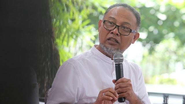 Dicoret dari Panelis Debat Pilpres, Bambang Widjojanto Bilang Begini