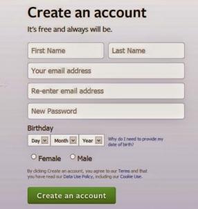 Cara Membuat FORM Pendaftaran Menggunakan HTML Dengan Mudah Tanpa Ribet
