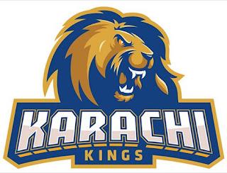 Karachi Kings Team Logo