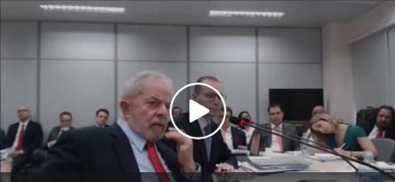 DEPOIMENTO DE LULA A GABRIELA HARDT (PARTE 1) - 14/11/2018