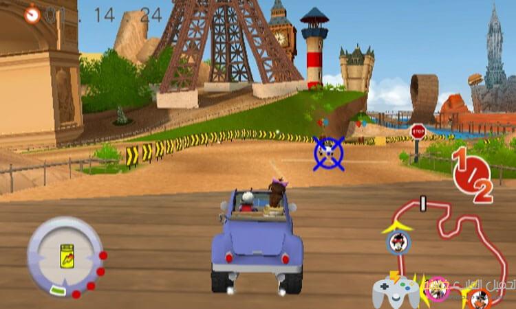 تحميل لعبة سباق سيارات الشاطئ للكمبيوتر