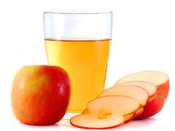 cuka epal hilangkan jerawat dagu