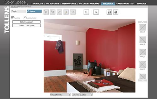 Somosdeco blog de decoraci n - Simulador decoracion pintura ...