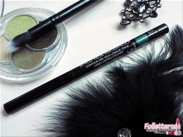 matita occhi chanel stylo 925 pacific green