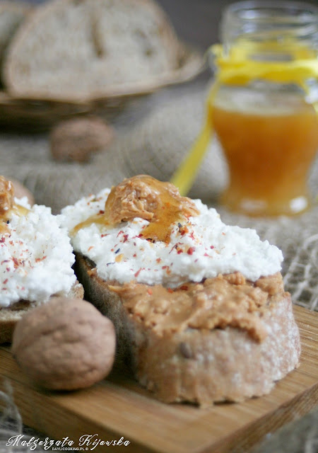 kanapka, śniadanie, przekąska, kolacja, daylicooking, Małgorzata Kijowska