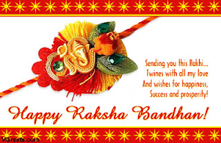 Happy Raksha Bandhan 2015 Whatsapp Status