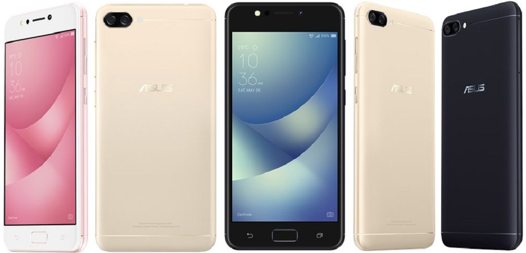 Asus ZenFone 4 Max (ZC520KL) (2017) with Specifications