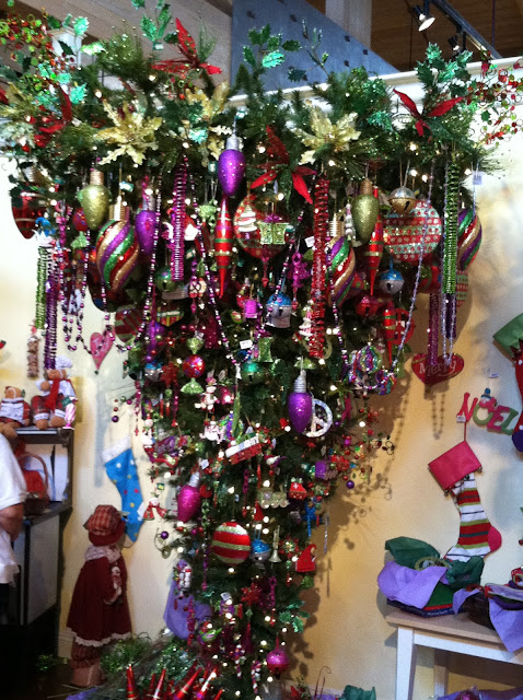 Diy Upside Down Christmas Tree