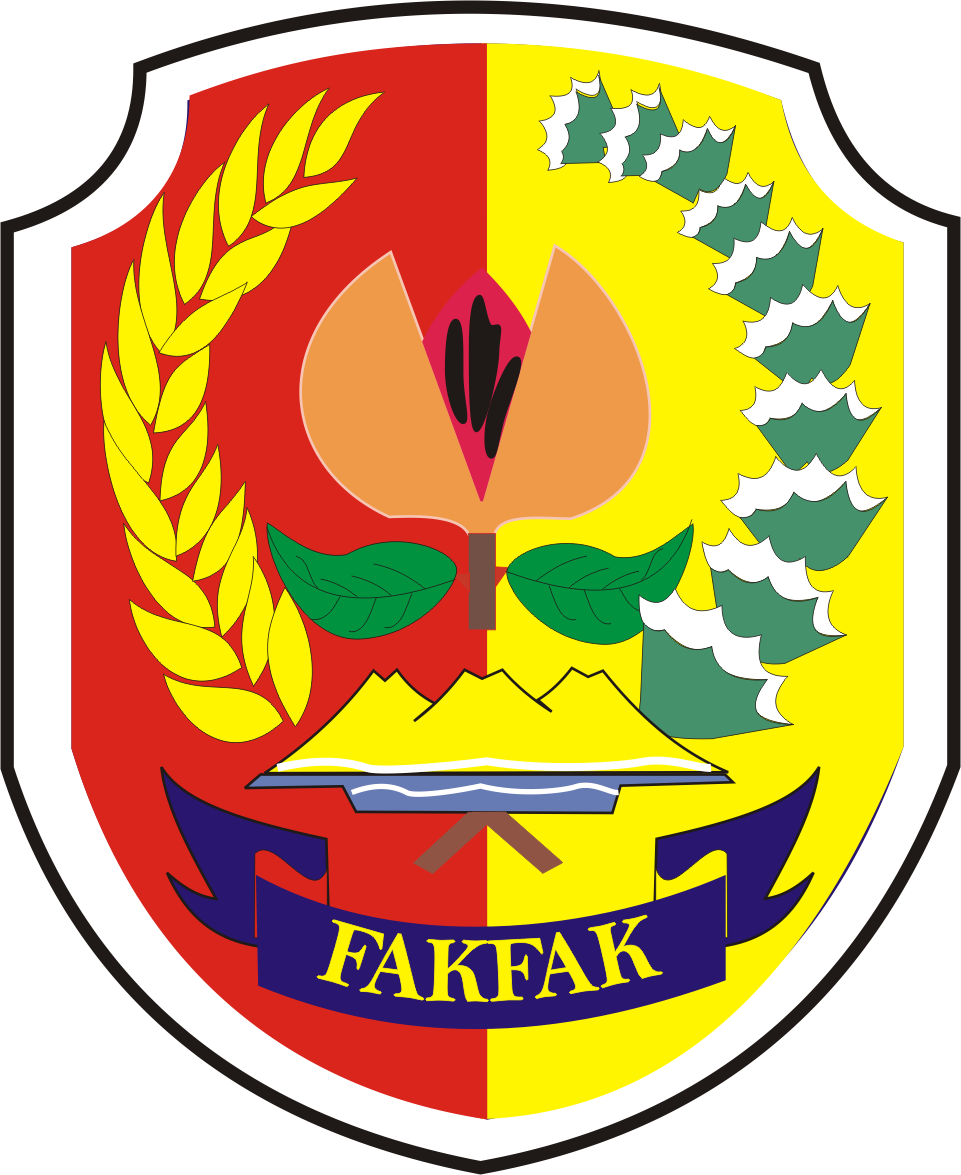 Logo Beberapa Kabupaten Kota Di Papua Barat Ardi La Madi S Blog