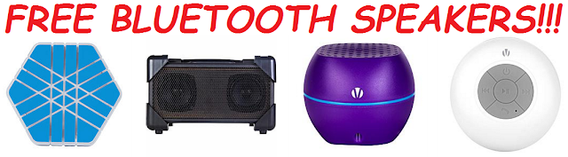 19100d86fcd Extreme Couponing Mommy: FREE Vivitar Bluetooth Speakers at KMart