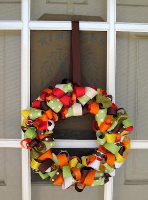 25 Diy Festive Fall Wreath Tutorials Six Sisters Stuff