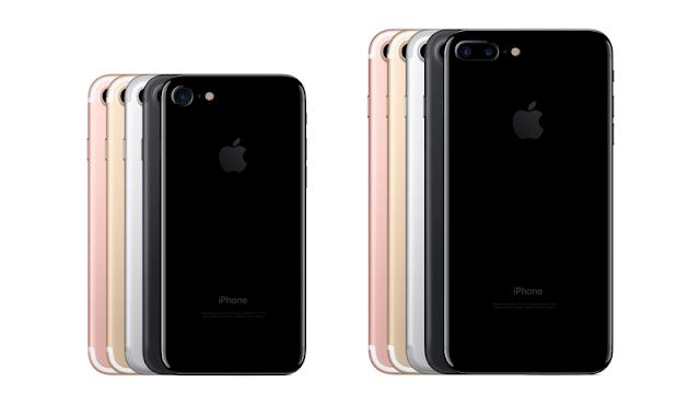 iPhone 7 e 7 Plus nos EUA | Miami e Orlando: Cores e diferenças
