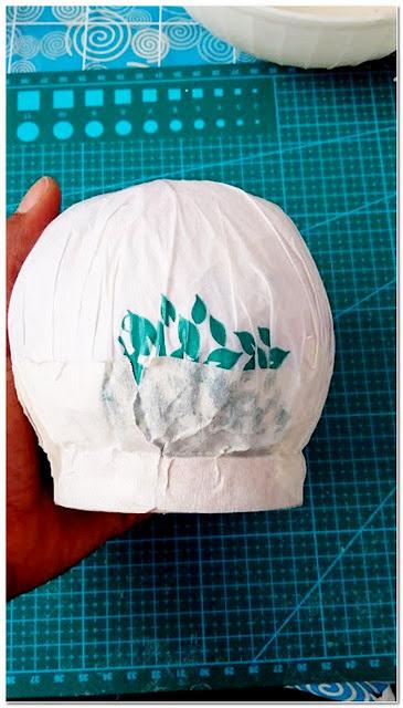tutorial-Snowman-paper-clay