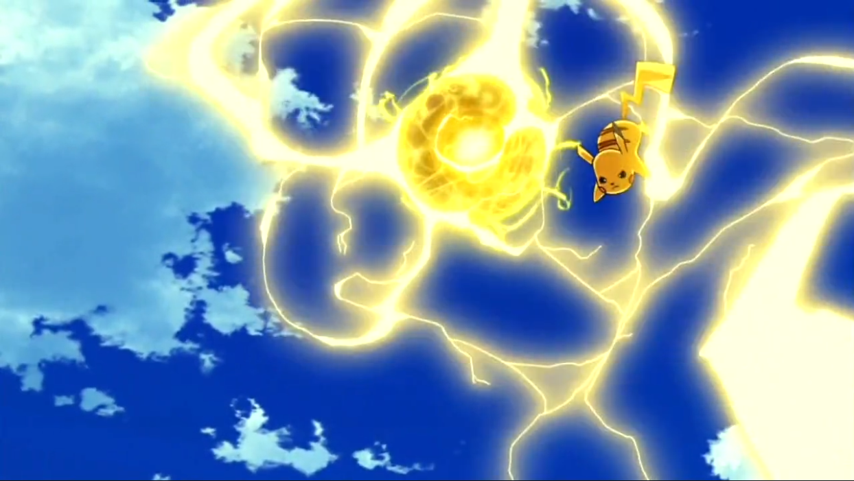 Pokemon Pikachu Electro Ball Images | Pokemon Images