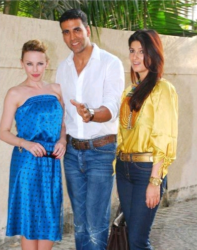 Twinkle Khanna Kids Indian Actors a...