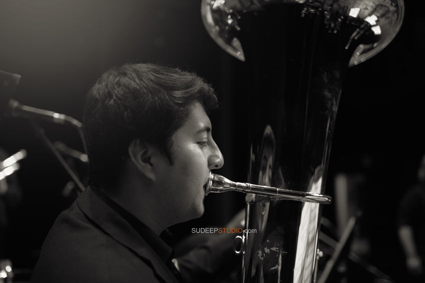 University of Michigan Music Performance Live Event - Sudeep Studio Ann Arbor Music Photographer