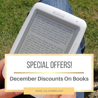 #SpecialOffer: December Discounts On Books