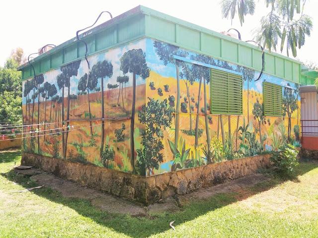 Casa rural 9 personas afuera 7