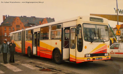 Ikarusy IK160P z PKS Kędzierzyn-Koźle