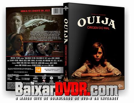 Ouija Origem do Mal (2017) DVD-R OFICIAL