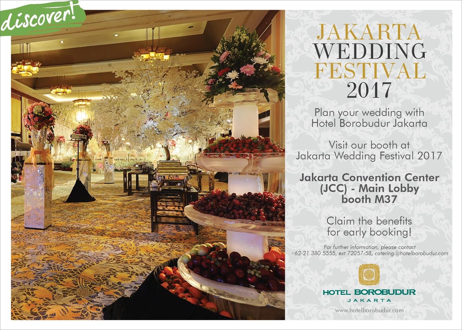 Jakarta Wedding Festival 2017