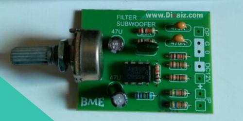 Kit Subwoofer