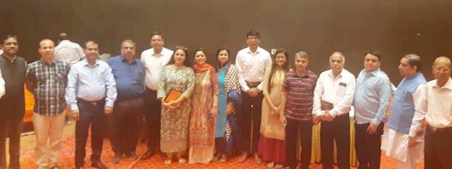 Greater Faridabad Park Grandura RWA new executive officials take oath