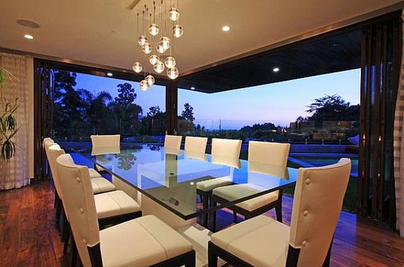 id es d 39 clairage incroyables pour la cuisine et la salle. Black Bedroom Furniture Sets. Home Design Ideas