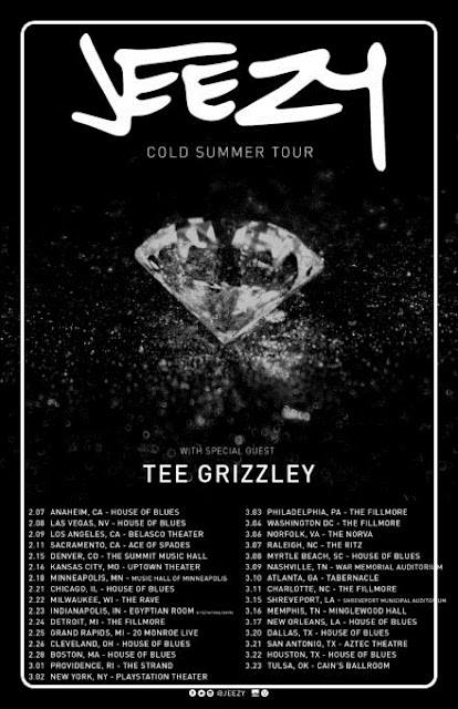 Jeezy Announces 'Cold Summer' Tour
