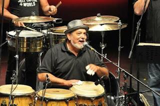 Sabor y candela al ritmo de Poncho Sánchez en el Clazz Latin Jazz México / stereojazz