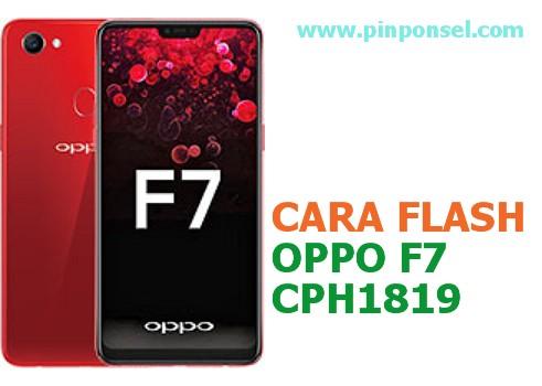 cara flash oppo f7 tanpa pc untuk memperbaiki kerusakan software ringan hingga bootloop