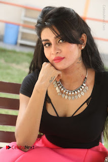 Telugu Actress Harini Stills at Dhyavudaa Movie Teaser Launch  0349.JPG