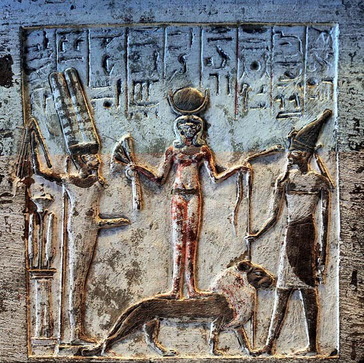 A, mitoloji, mısır mitolojisi, Quadesh, Kadesh, Qedesh, Qetesh, Qudshu, Mısır Tanrıçaları, Mısır tanrıları,