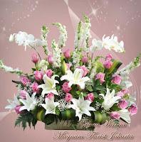 Anggrek Bulan Rangkaian Mawar Florist Online Jakarta