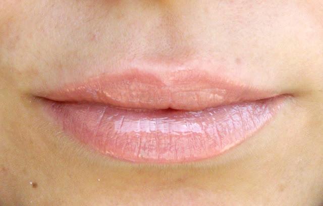 Essence Cosmetics - Liquid Lipstick in 03 Almost Real.
