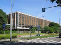 Palazzo del Lavoro a Torino