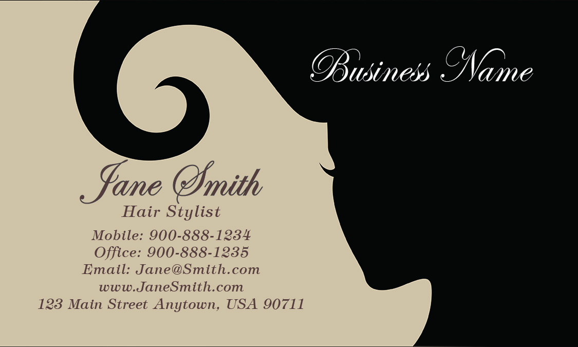 Salon business cards business card tips salon business cards tags hair salon business cards templates free wajeb Gallery
