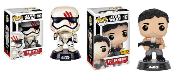 Funko Pops Star Wars