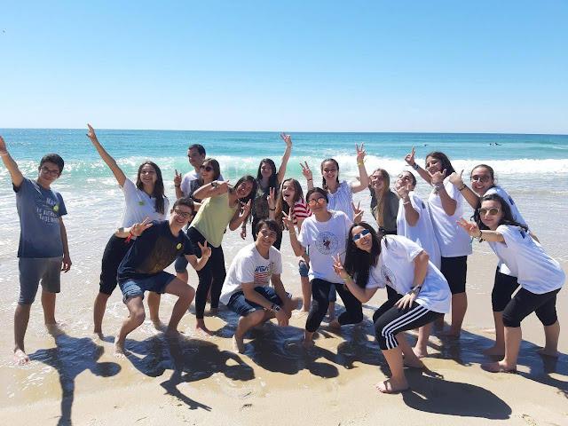 Στην Πορτογαλία μαθητές του 1ου Γυμνασίου Ναυπλίου στα πλαίσια του Erasmus+