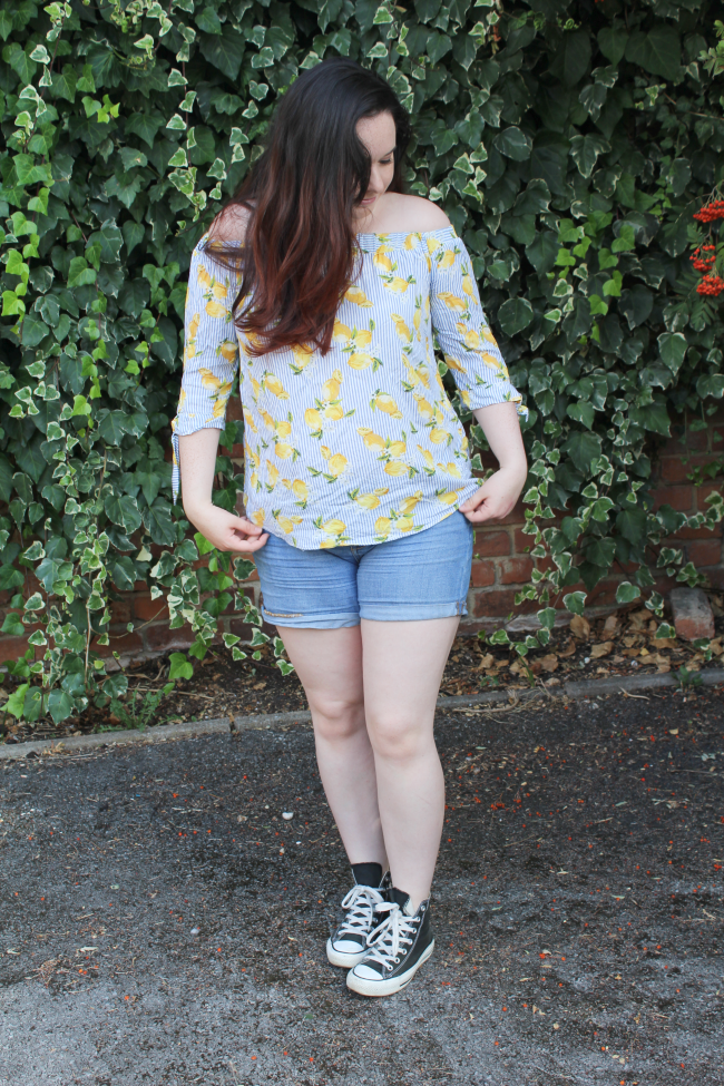 Getting summery with clothes from TU at Sainsburys - www.nourishmeblog.co.uk
