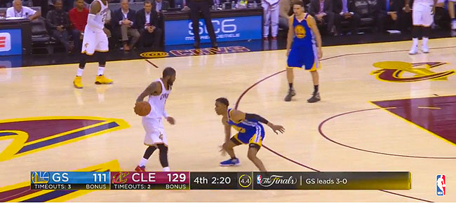 HIGHLIGHTS: Cleveland Cavaliers vs. Golden State Warriors (VIDEO) Game 4 / NBA Finals 2017